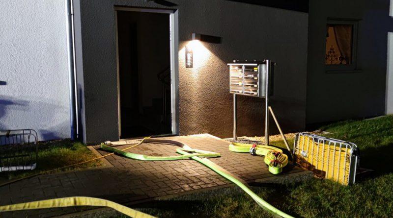 Feuer im Badezimmer – Rauchmelder retten zwei Leben