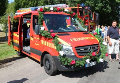 Feuerwehrfest Hiddesen