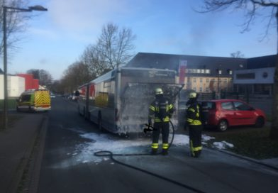 Feuer 2 – Brennt Bus
