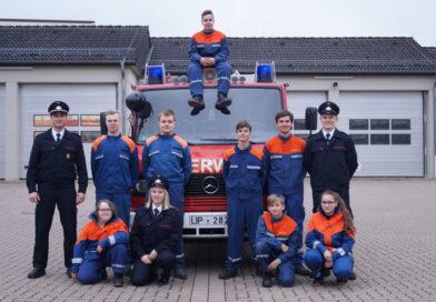 40 Jahre Jugendfeuerwehr Detmold-Süd