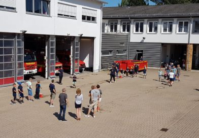 180 Tage Kinderfeuerwehr in Detmold