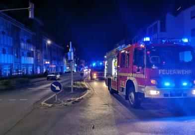 Feuer 3 – Kellerbrand