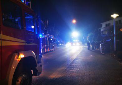 Feuer – MiG – Zwei verletzte Personen