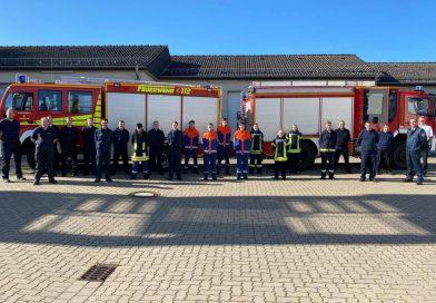 """Ausbildungsteil """"Feuerwehreinsatzkraft Stufe B"""" erfolgreich abgeschlossen"""
